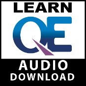 Learn QE™ Audio Download