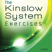 Kinslow System Exercises , 2-CD Set (NOT IN STOCK)